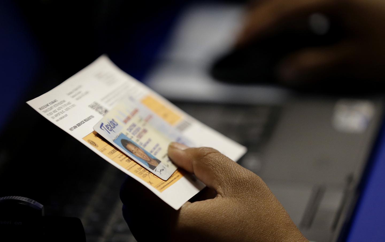 Texas Voter ID