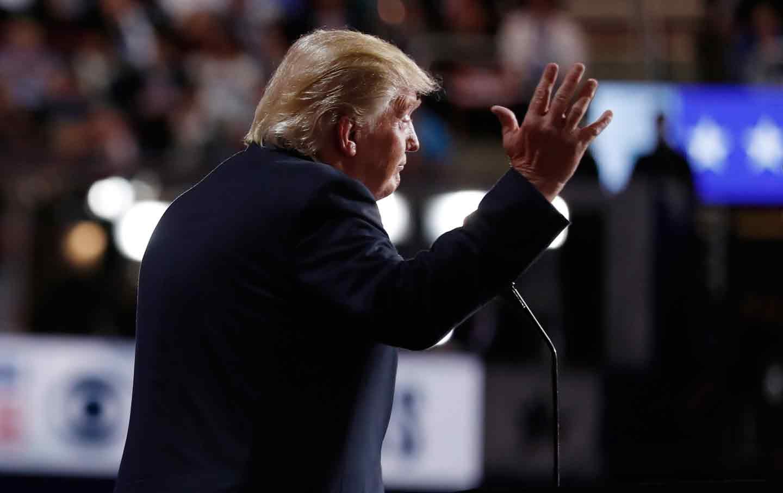 Trump at RNC