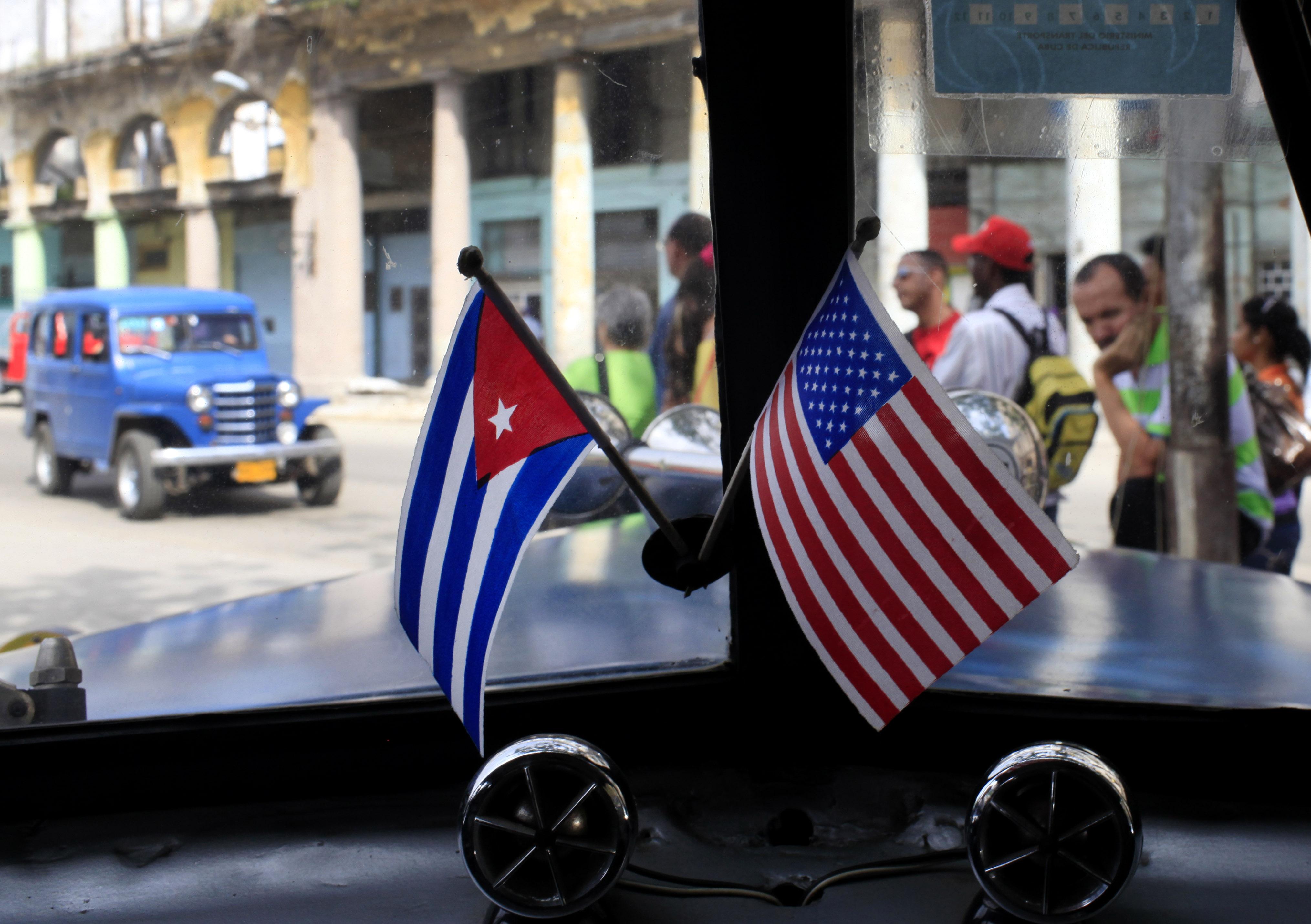 Cuba Terror List