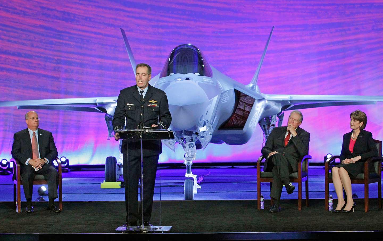 Lockheed F-35 Jet Australia