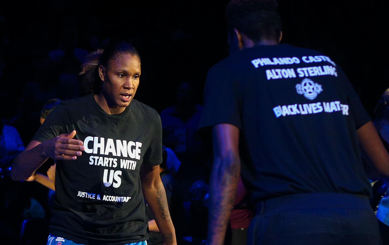 Lynx Black Lives Matter Shirts