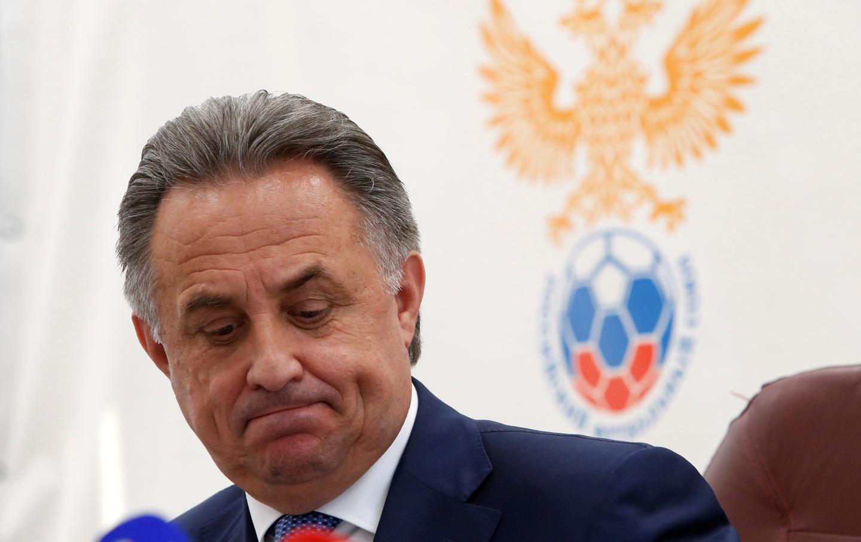 Vitaly Mutko Russian Doping