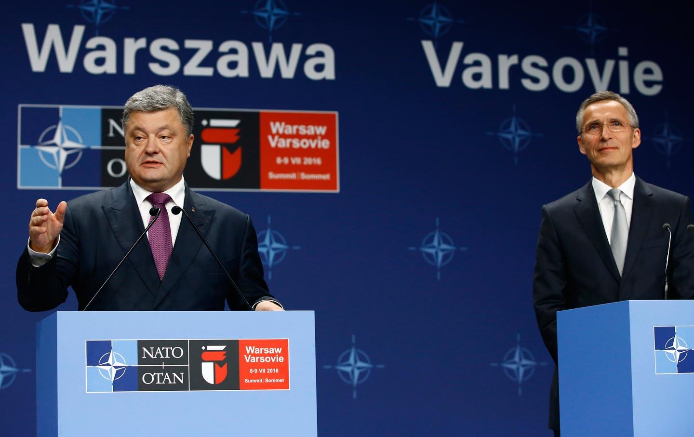 Poroshenko NATO