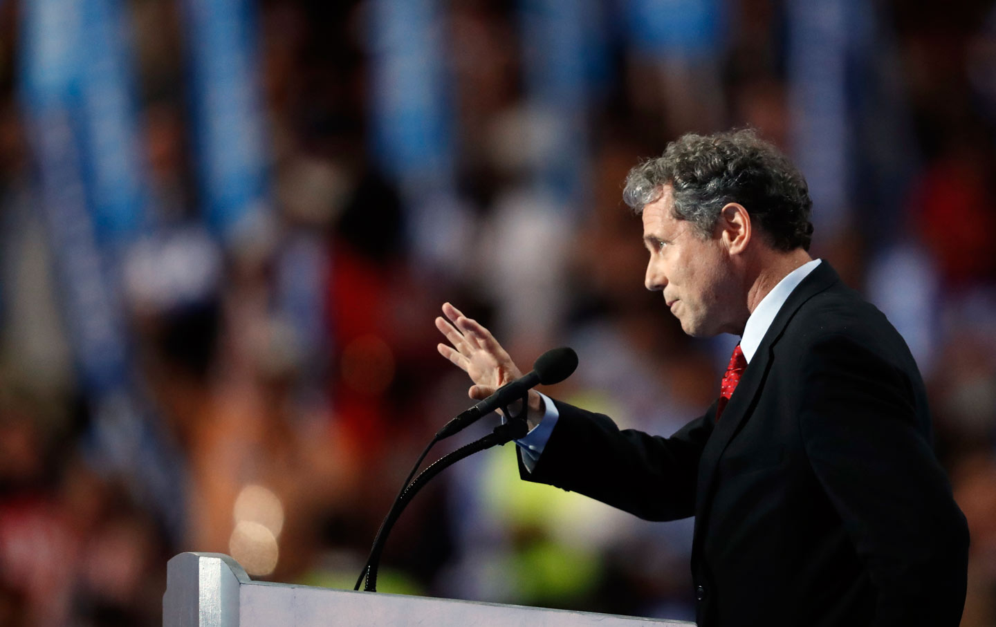 Sherrod Brown Speaks