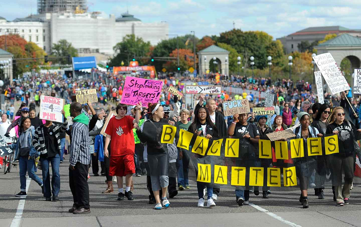 What Does Black Lives Matter Want? Now Its Demands Are Clearer Than Ever | The Nation