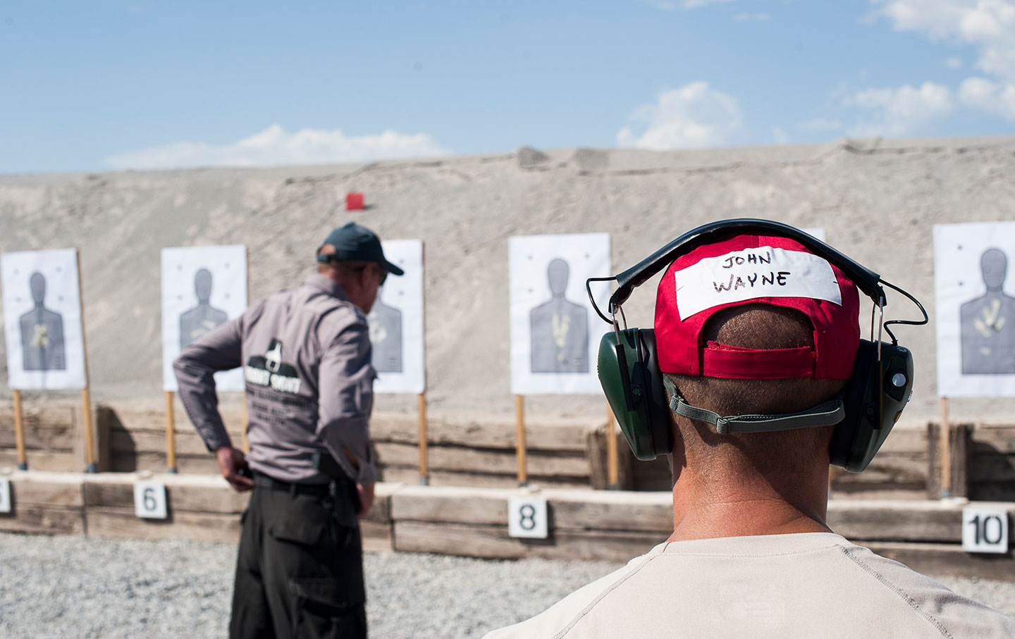 They're Coming for the Ones You Love': My Weekend of Gun