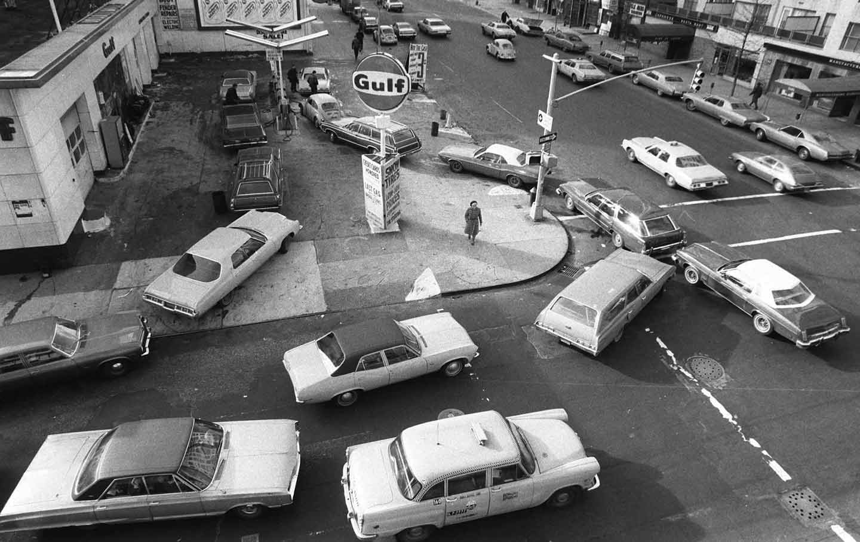 Gas Crisis NY