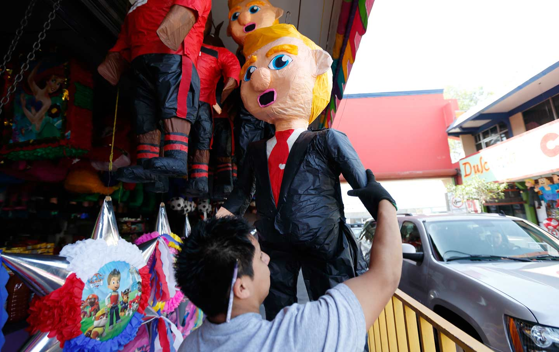 Donald Trump Tijuana