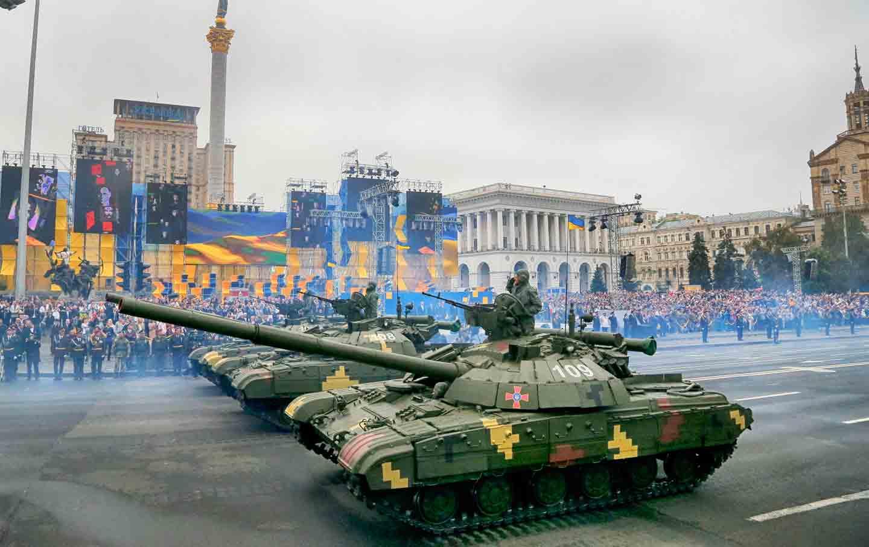 Ukrainian Tanks