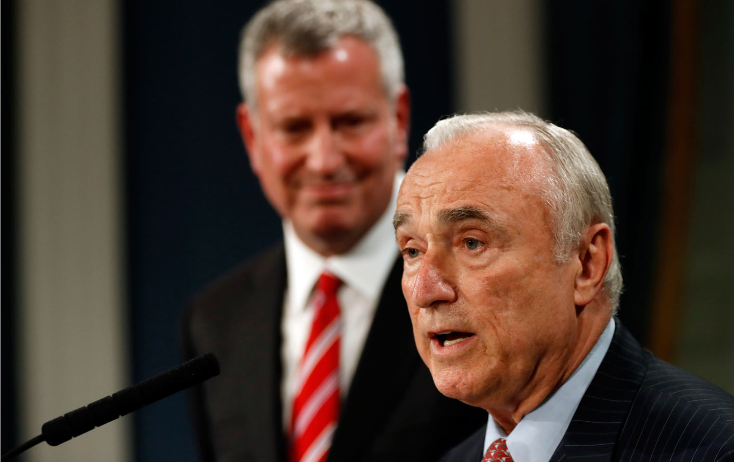 Bratton Resignation