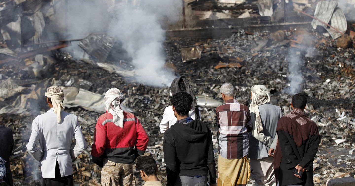 Why Is the United States Abetting Saudi War Crimes in ...
