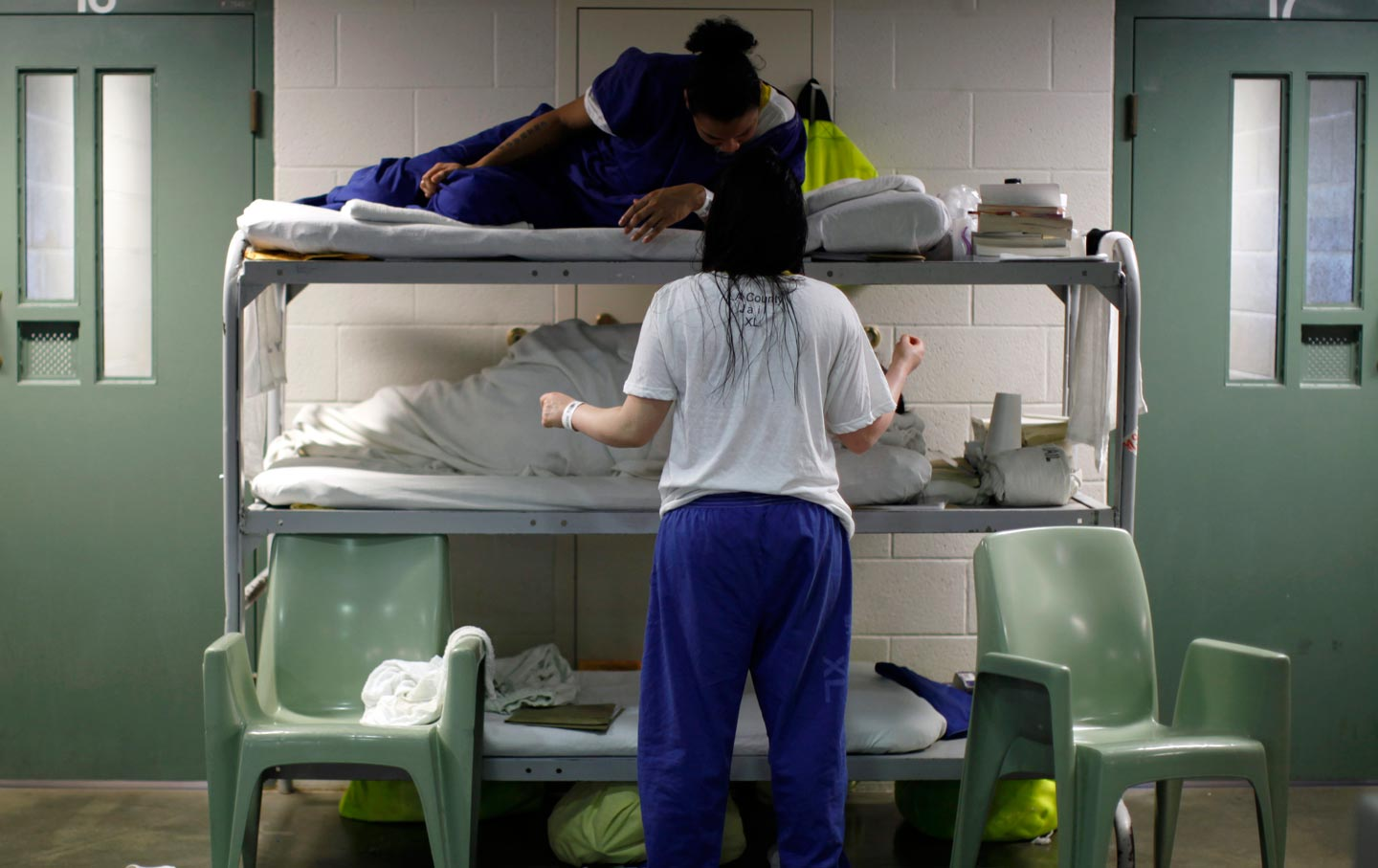how can the prison system rehabilitate prisoners The national institute of justice reports that over 75% of released inmates are re-incarcerated within five years of discharge from prison this high re-offending rate is due to many us prisons focusing on punishment, rather than on rehabilitation.
