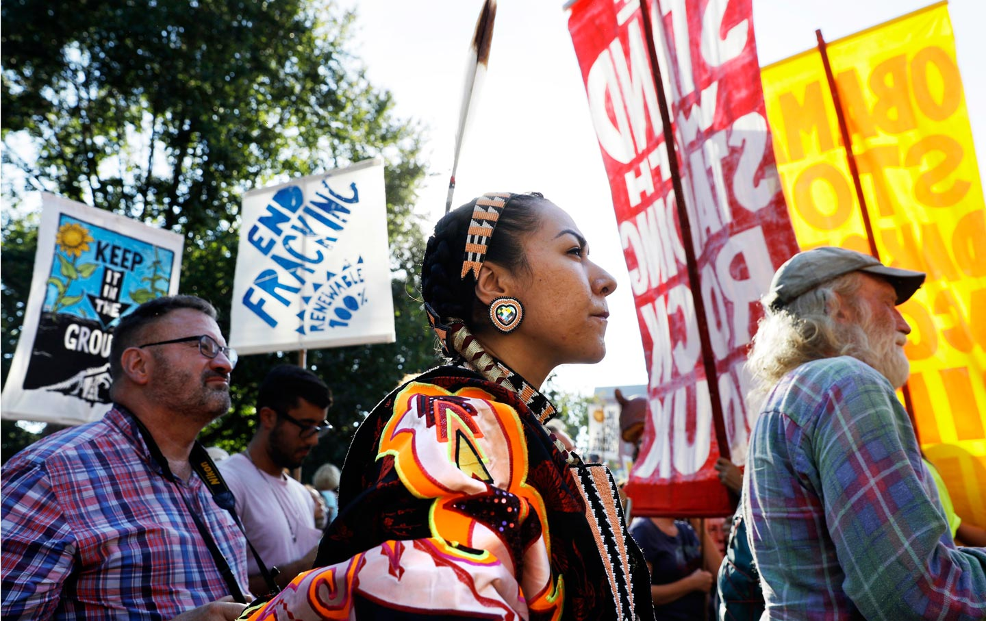 Native Americans Are Fighting a New but Familiar Battle at Standing ... 65b60fc799b1