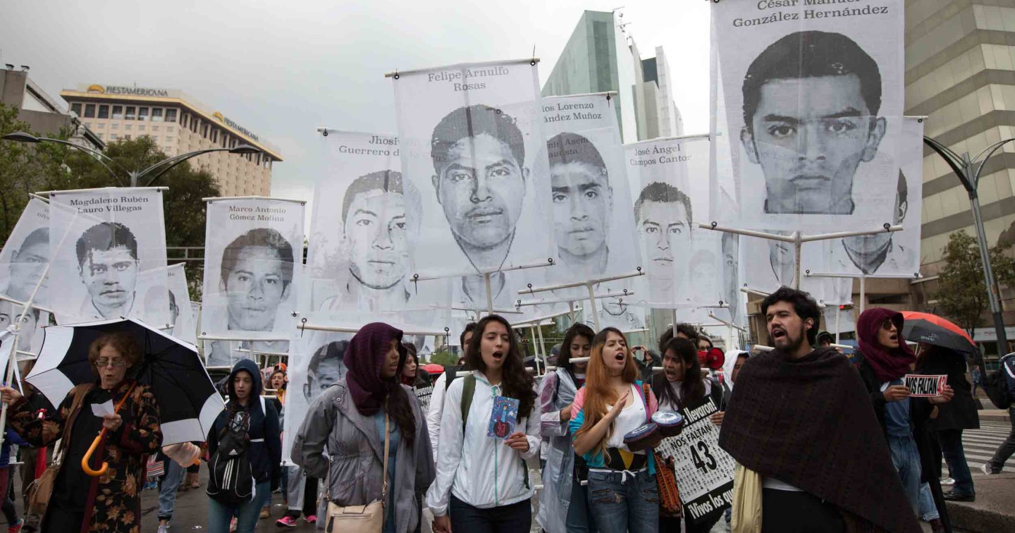 A Growing Grassroots Movement in Mexico Is Resisting the US-Backed ...