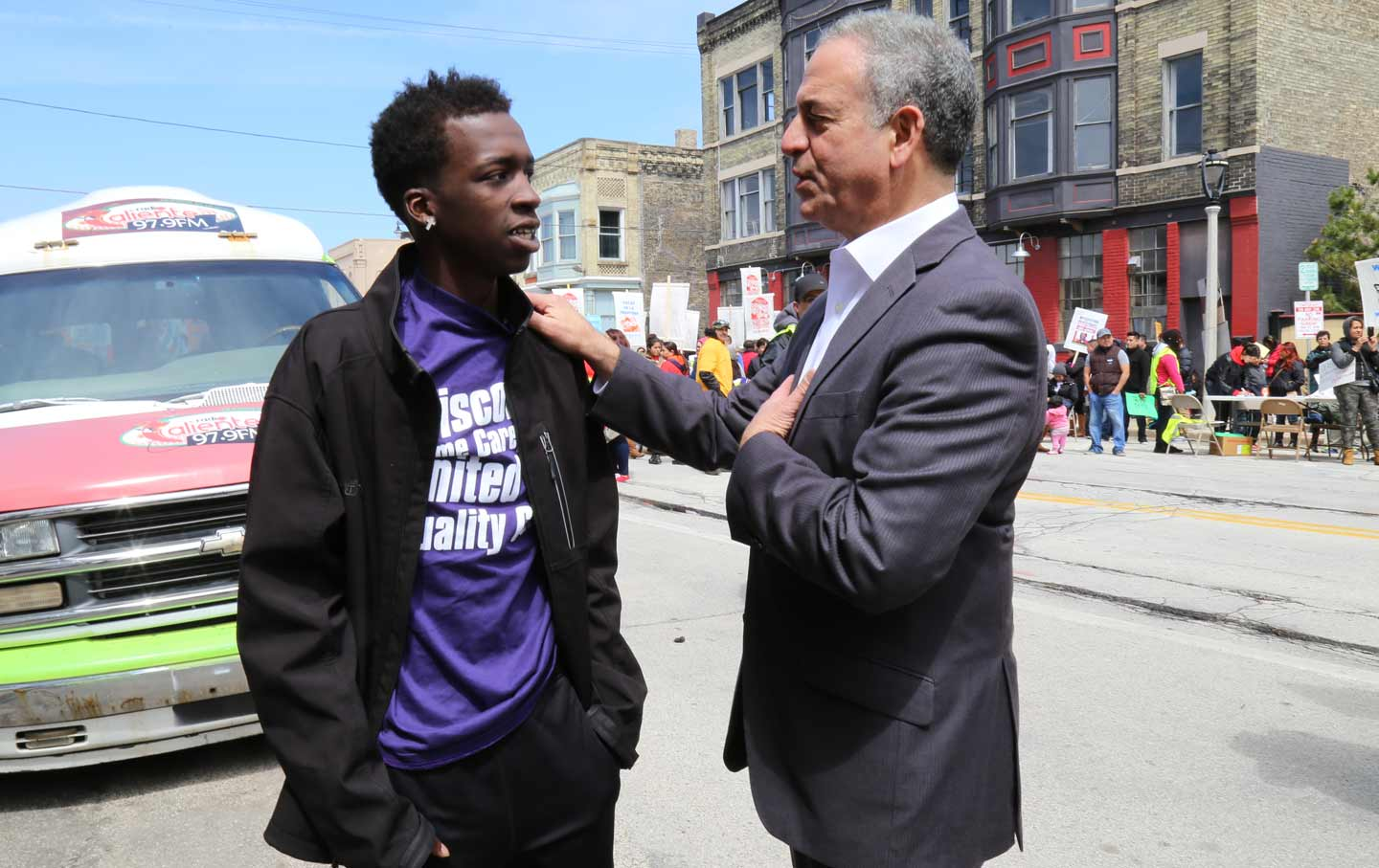 Russ Feingold campaign