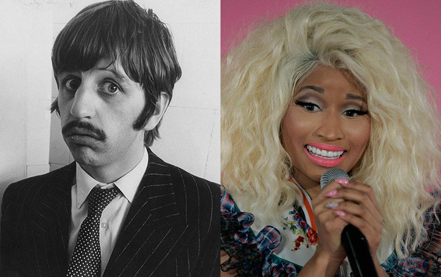 Starr and Minaj