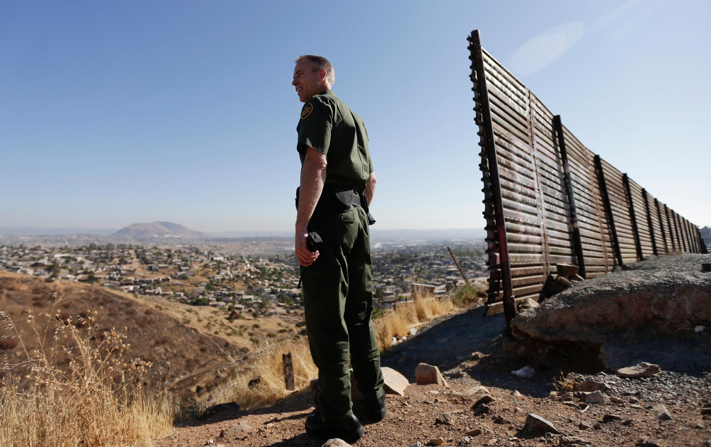 how border patrol deals with dissent in its ranks the nation