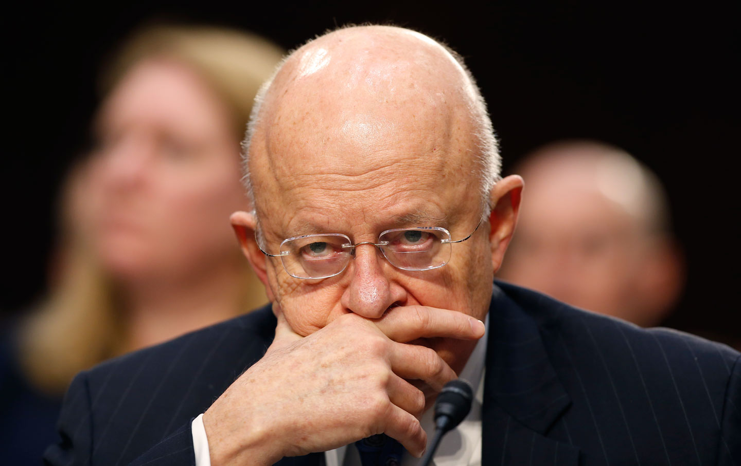 James Clapper Senate Hearing