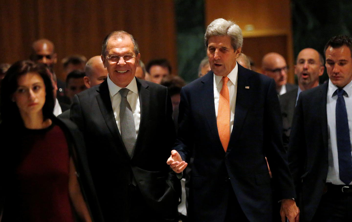 Kerry Lavrov Syrian Diplomacy