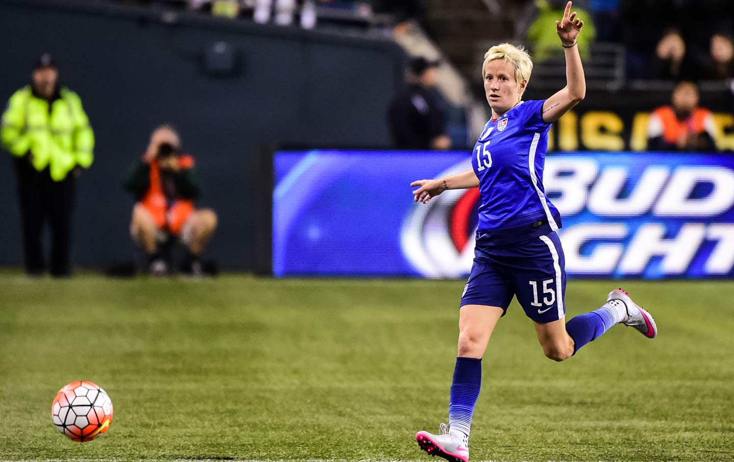 This Is What Solidarity Looks Like: Why Soccer-Star Megan