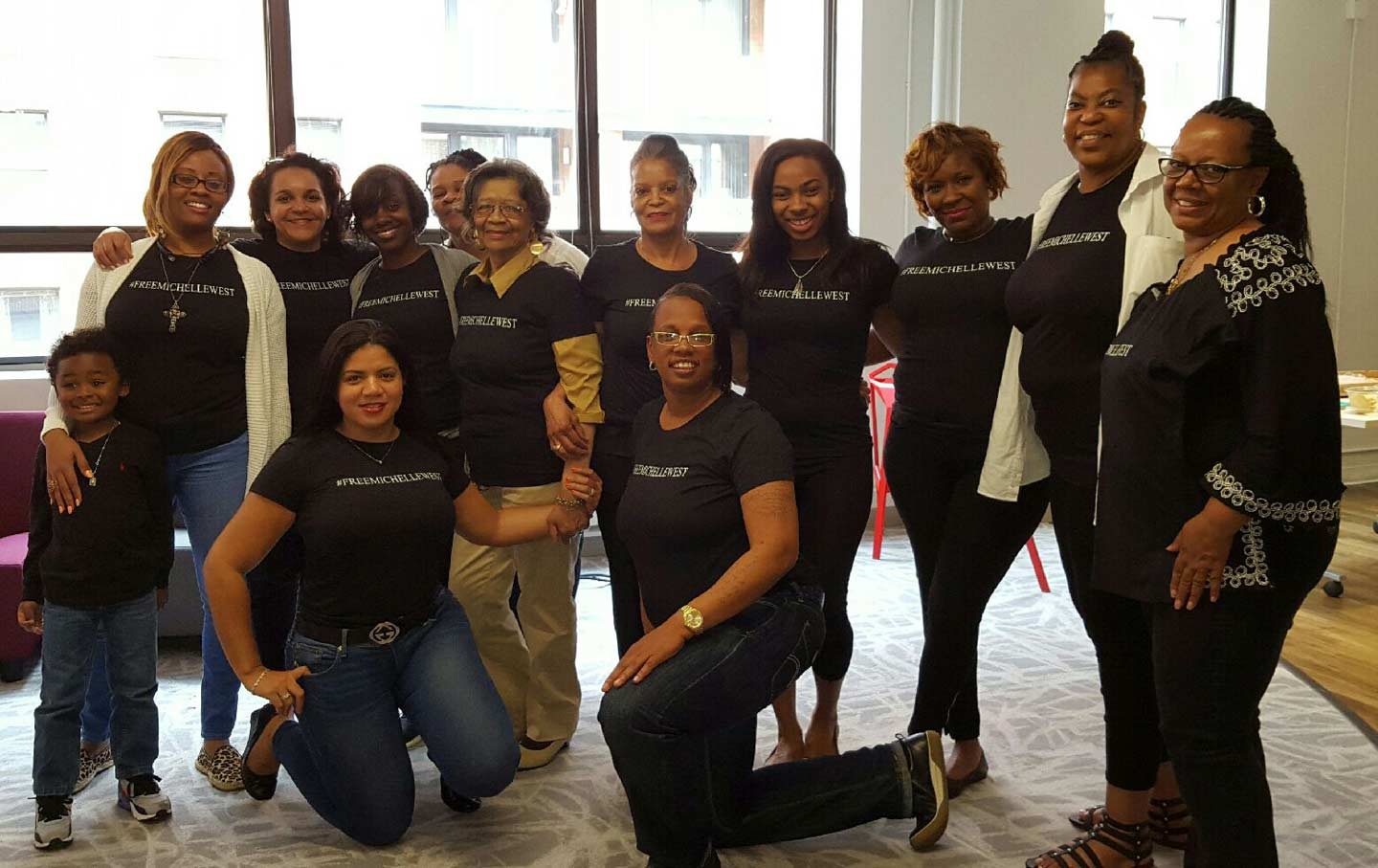 National Council for Incarcerated and Formerly Incarcerated Women and Girls