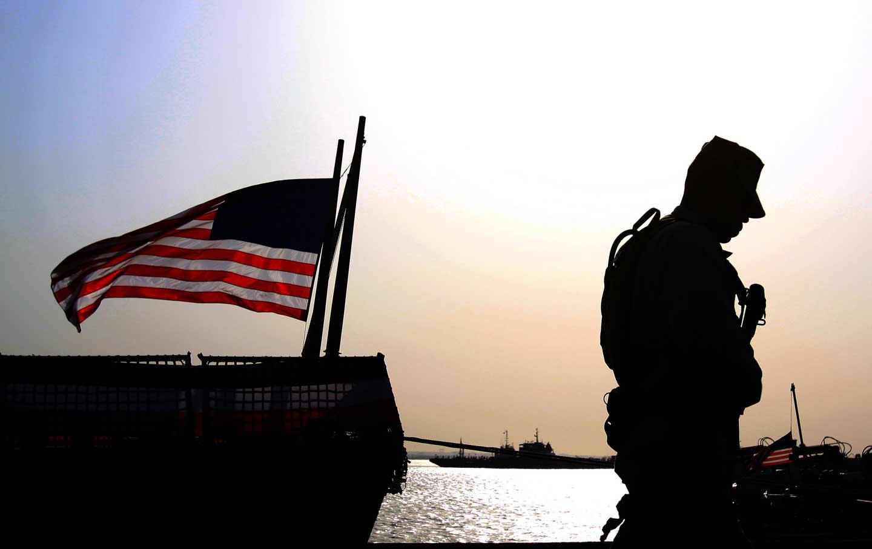 Mideast Bahrain US Military