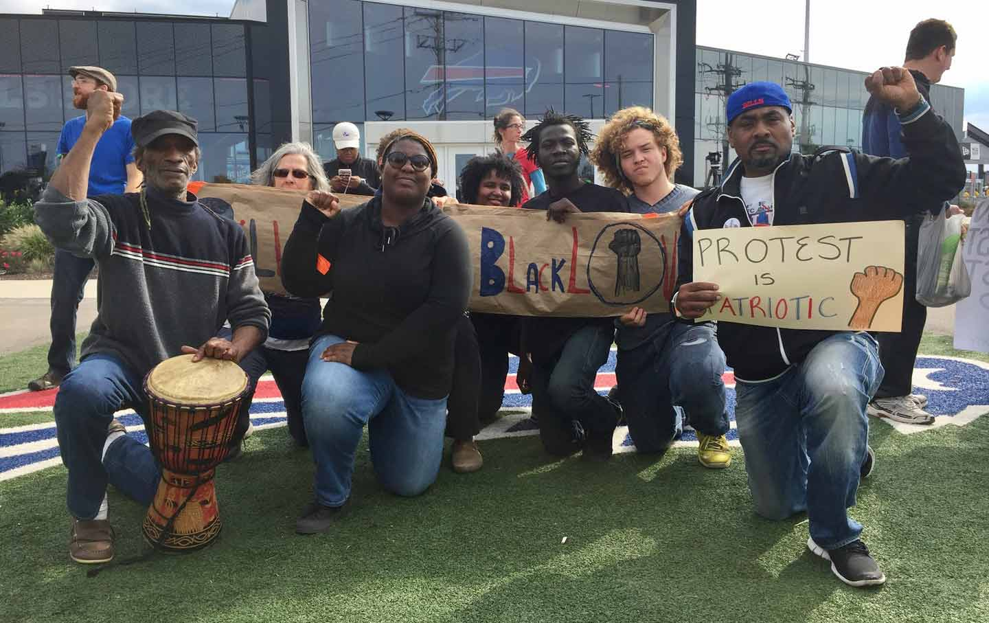 Bills Fans for Black Lives