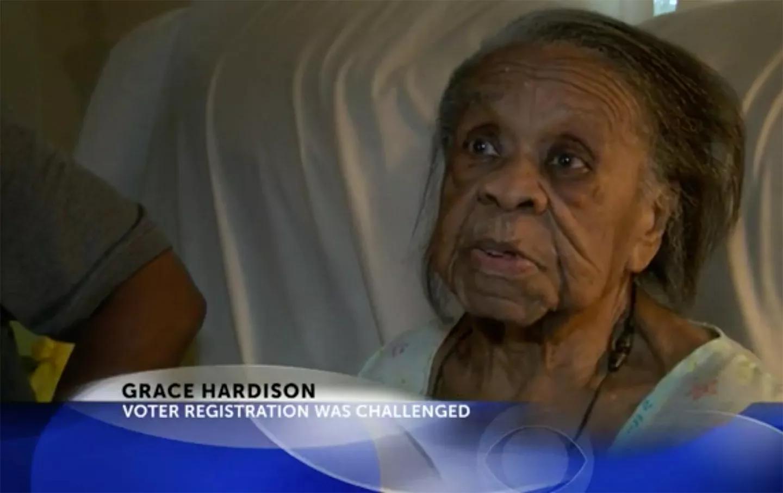 Grace Hardison