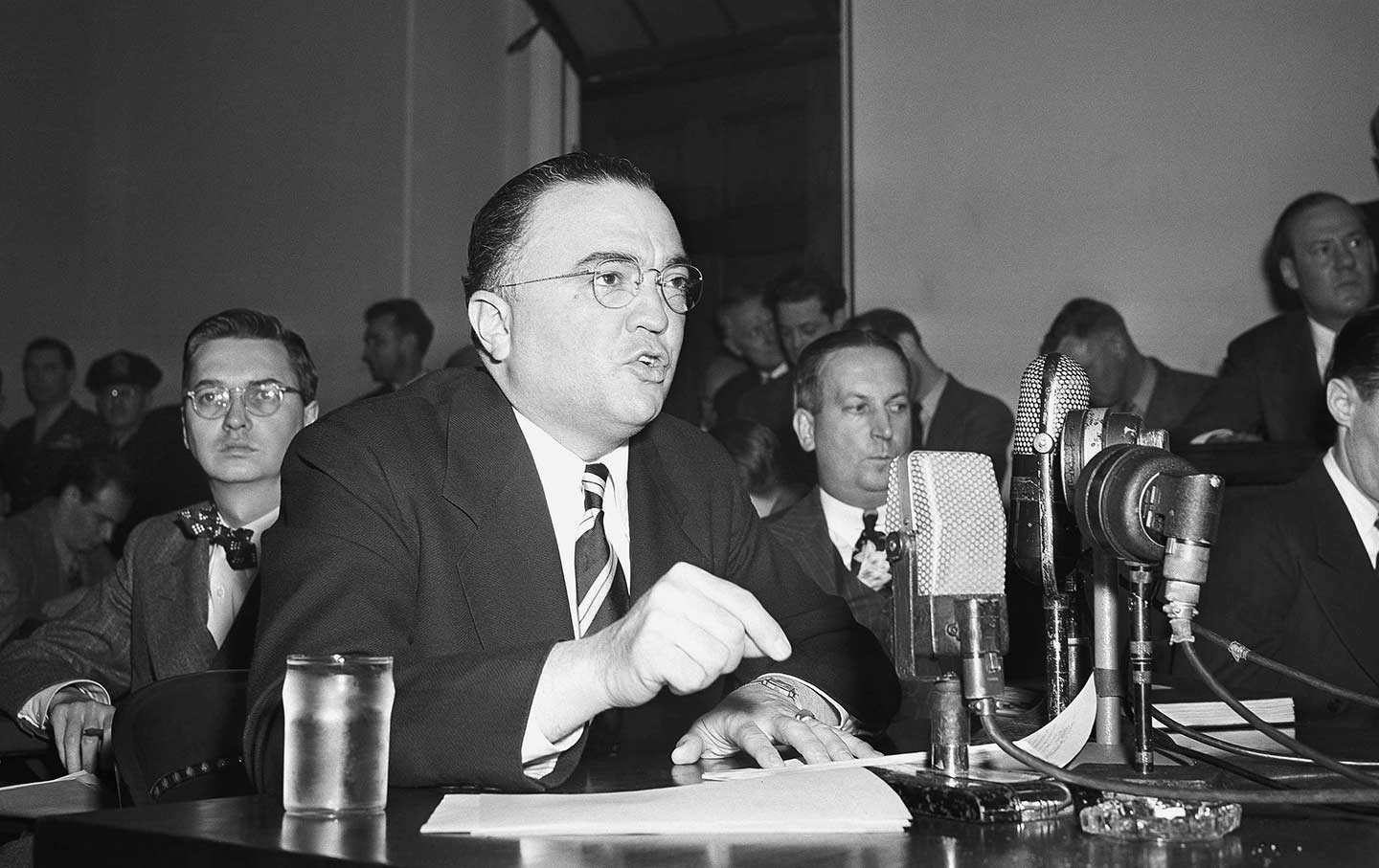 the life and political career of j edgar hoover Throughout his career, j edgar hoover used the bureau to the fbi has interfered with a presidential election use it against his political opponents.