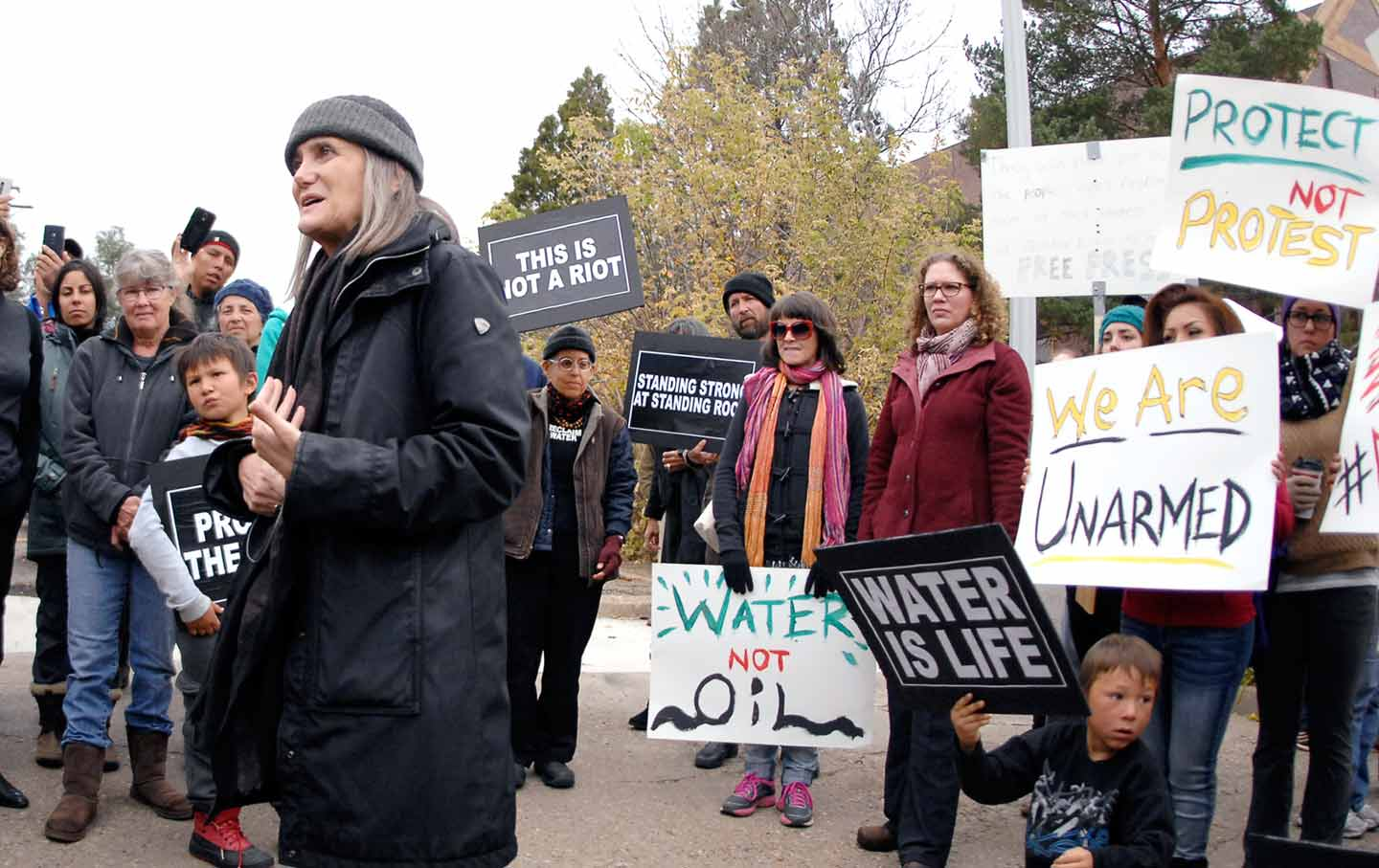 Amy Goodman Dakota Access