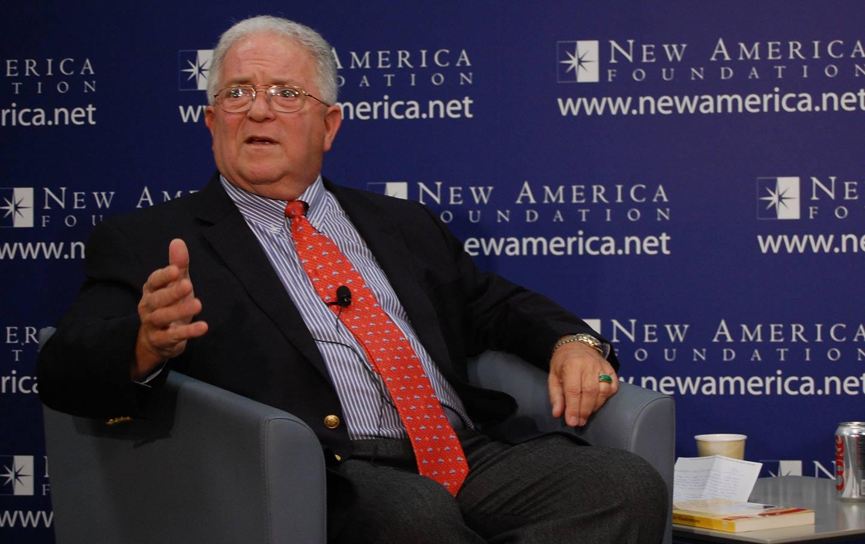 Former Ambassador Chas Freeman