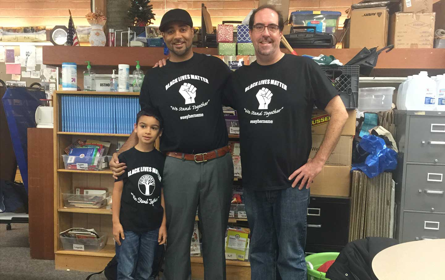 Jesse Hagopian Teachers BLM