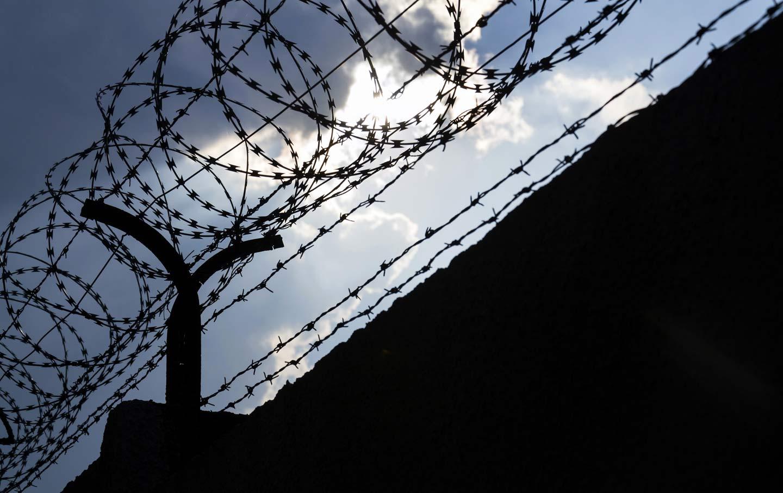Prison Barbed Wire