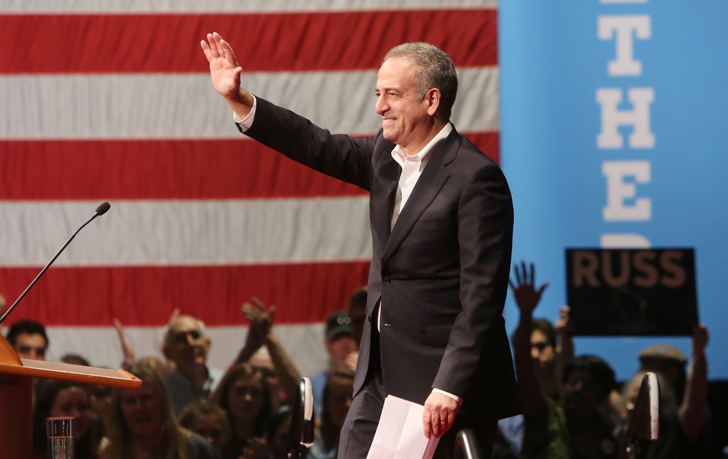 What Does Russ Feingold Do Now >> The Billionaire Class Is Terrified That Russ Feingold Will Return To