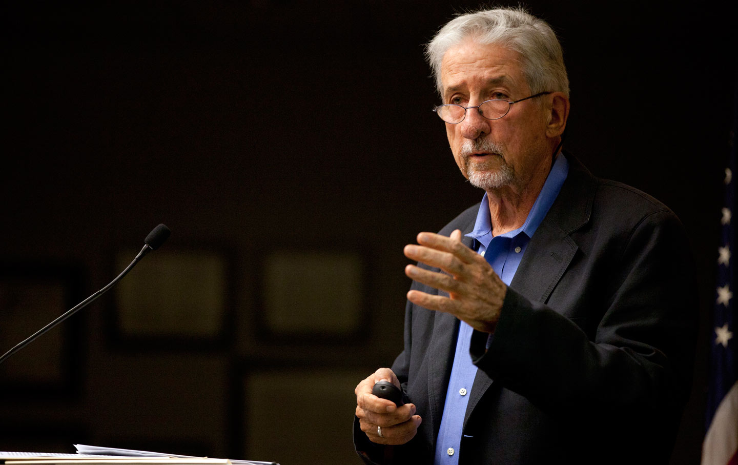 Tom Hayden, 1939-2016: A Life Of Words And Action