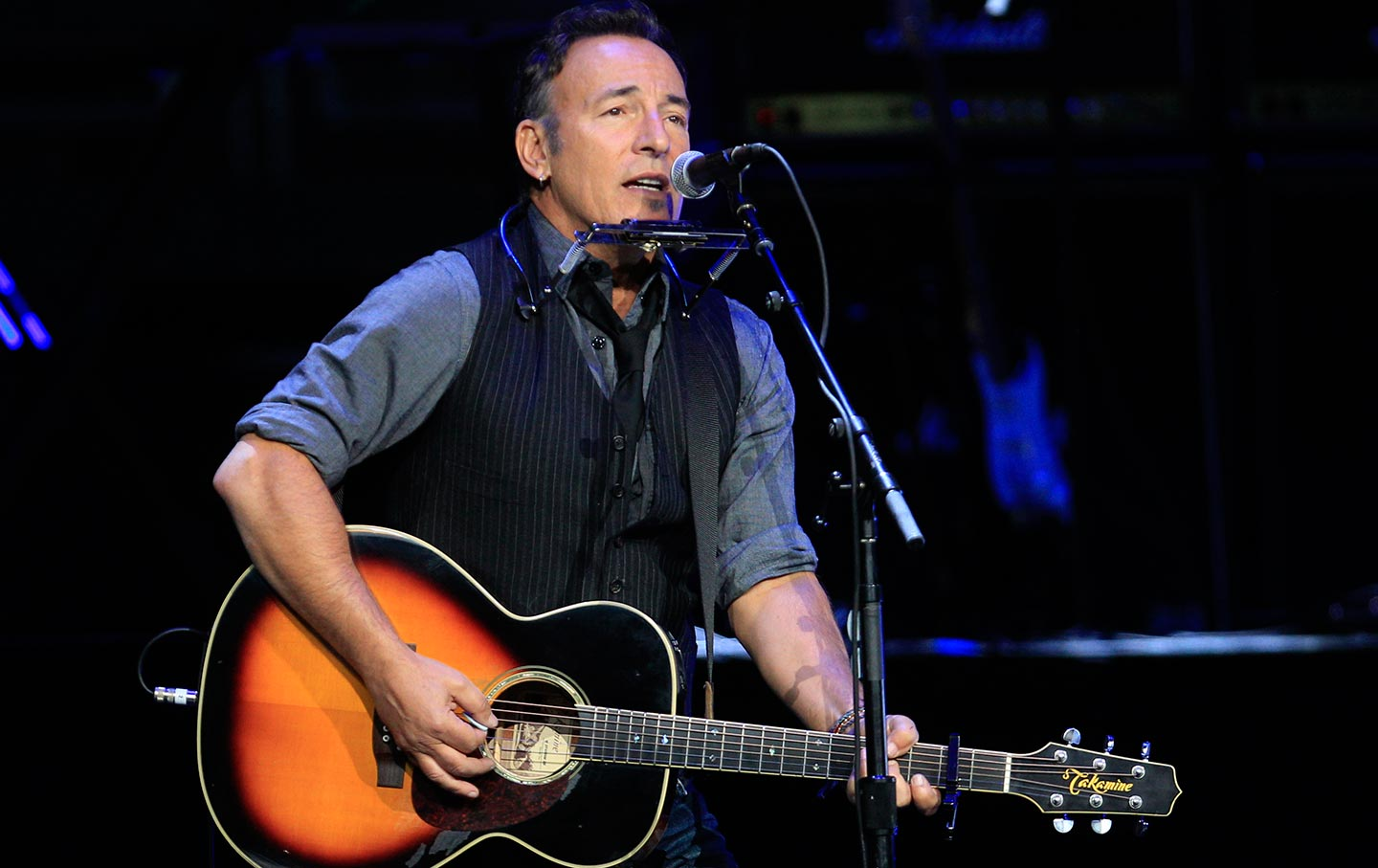 A Plea to Bruce Springsteen: Do a Show for Hillary Clinton ... Bruce Springsteen