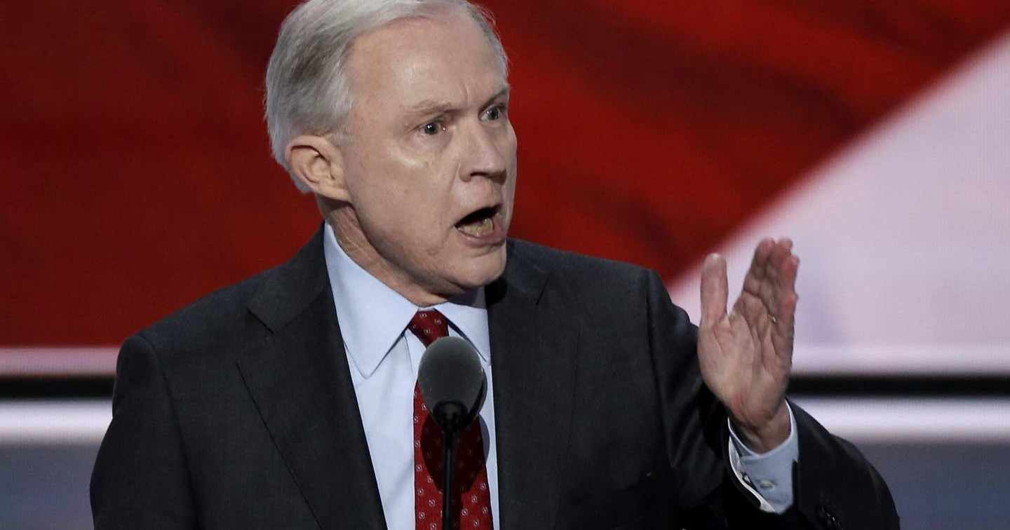 Jeff Sessions, Trump's Pick for Attorney General, Is a Fierce Opponent of Civil Rights