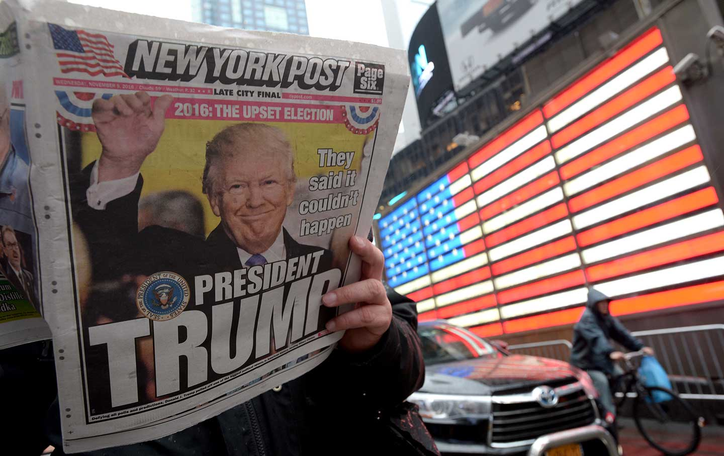 Election 2016 and the Collapse of Journalistic Standards ...