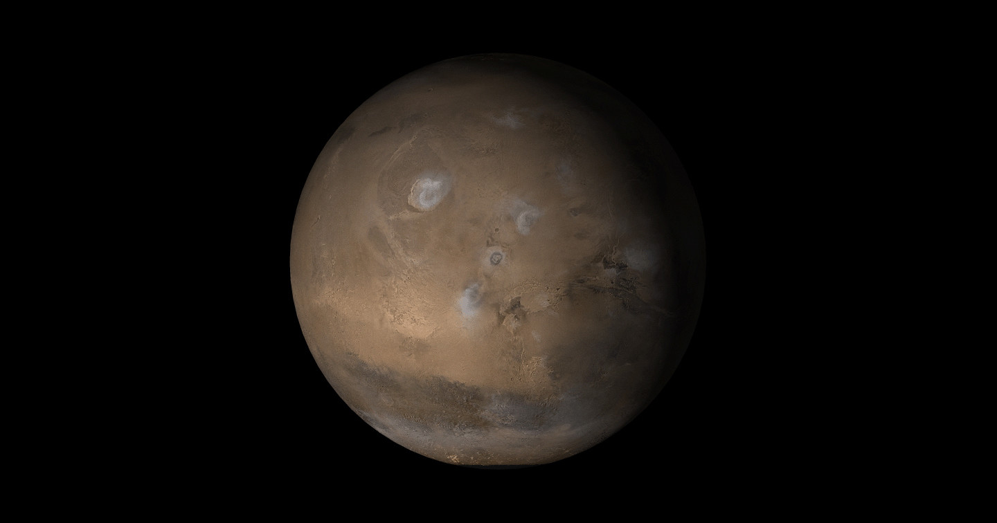 Seeing Mars, Seeing Red | The Nation