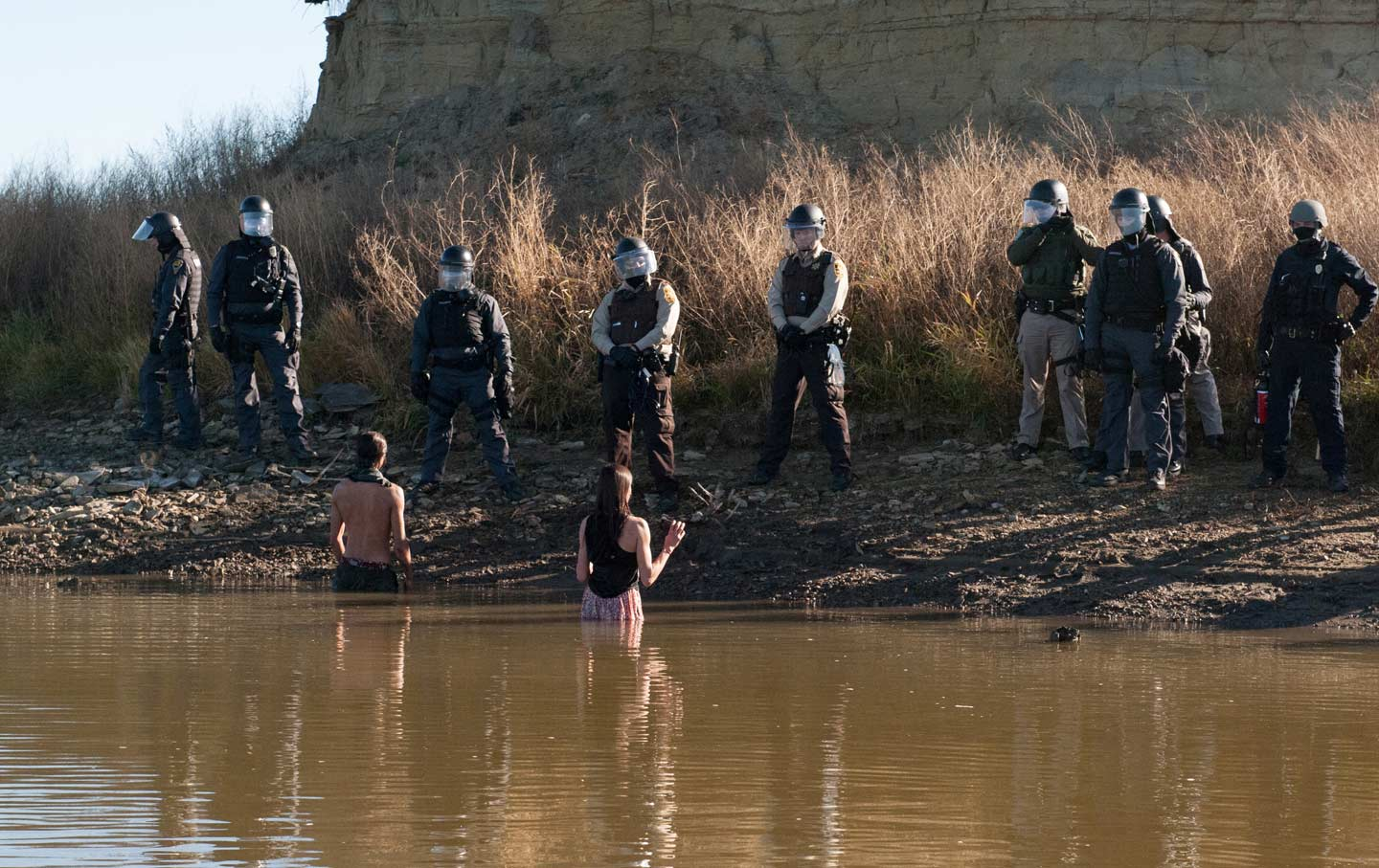 Progressive Near Me >> Hillary Clinton's Silence on Standing Rock Is a Moral ...