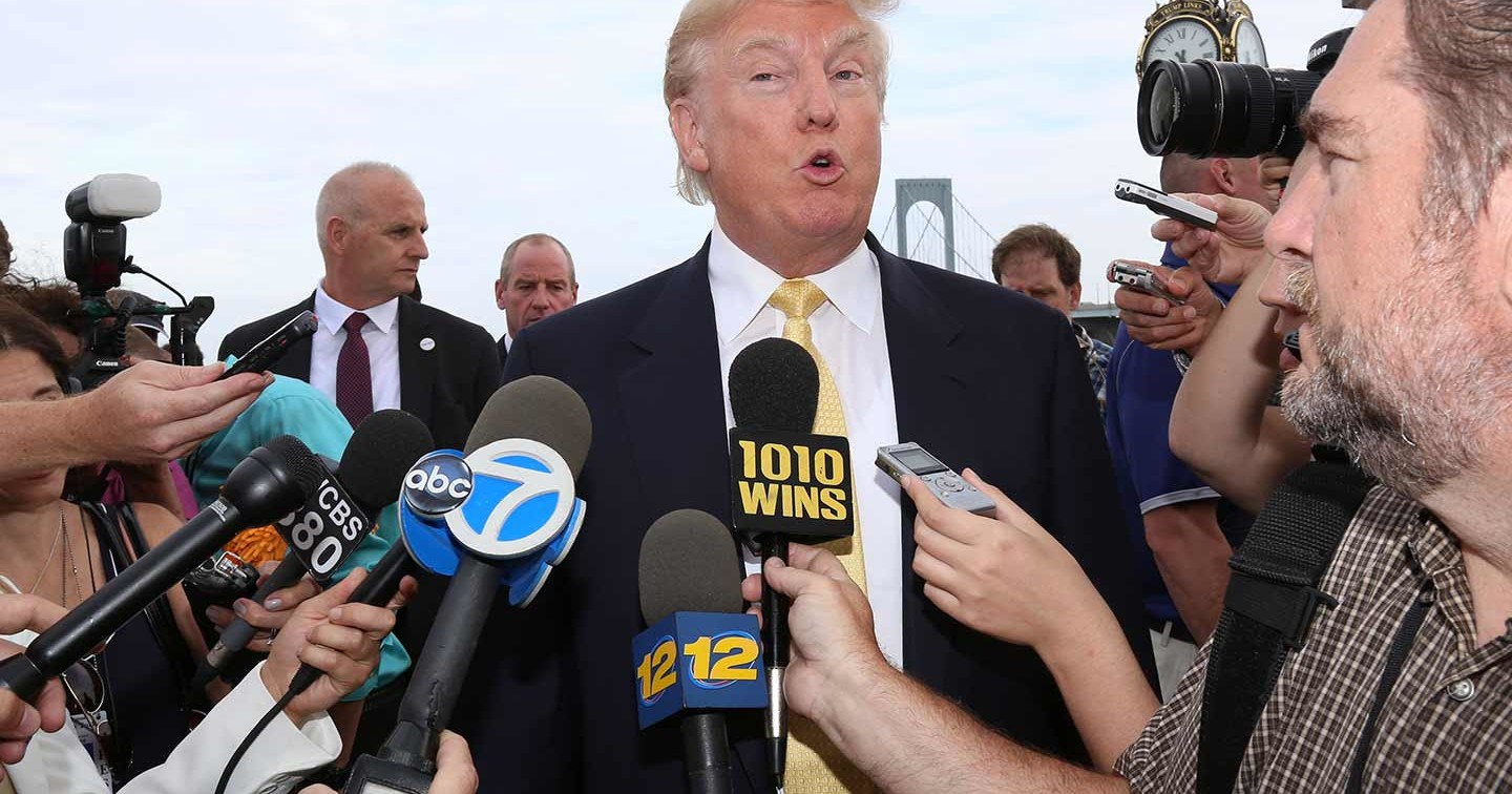 American Political Journalism And The 2016 Campaign