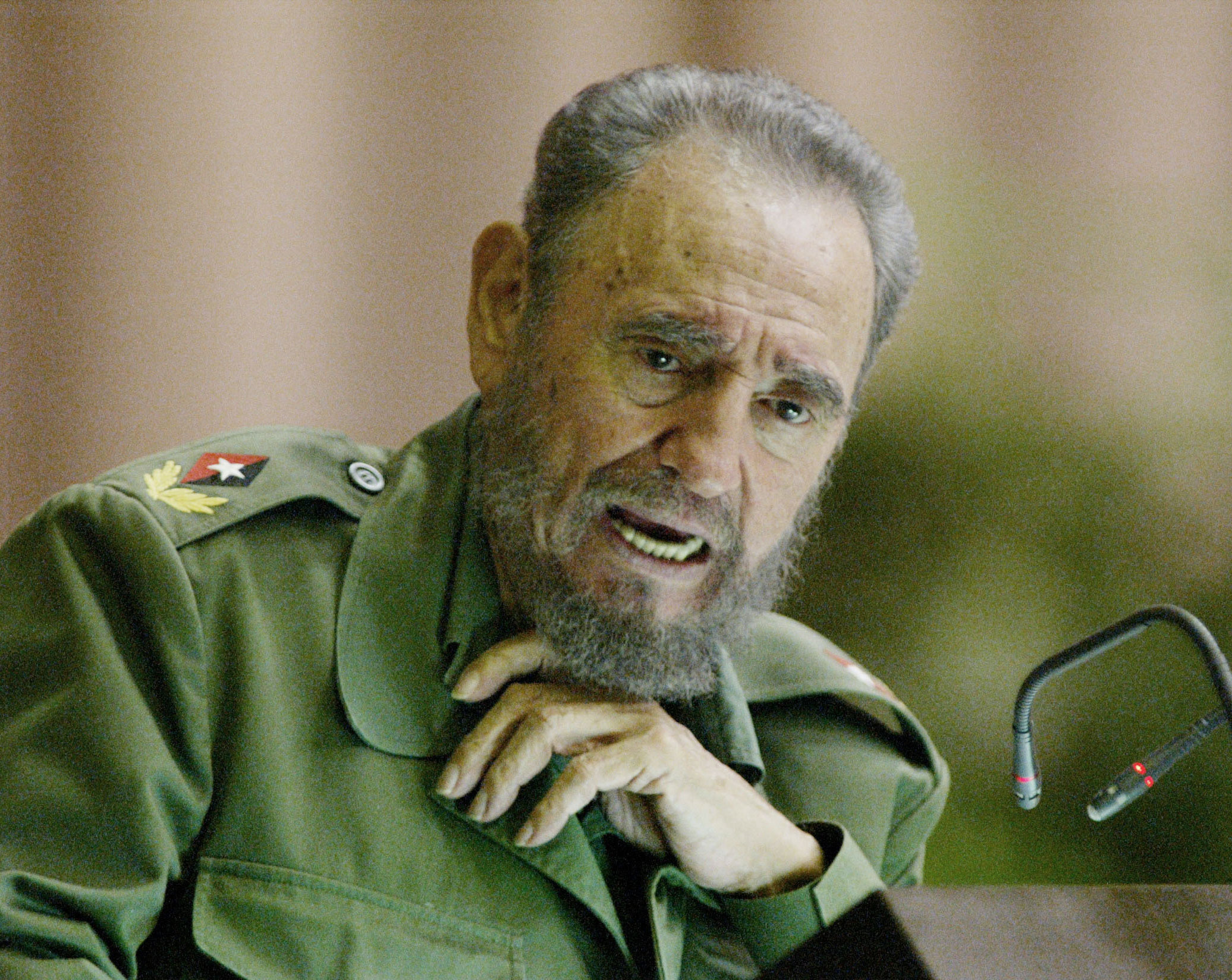 (Fidel Castro Jan. 8, 1959–Fidel Castro ridiculed gun ownership to the  whoops and cheers of a delirious crowd of Cuban IMBECILES(!