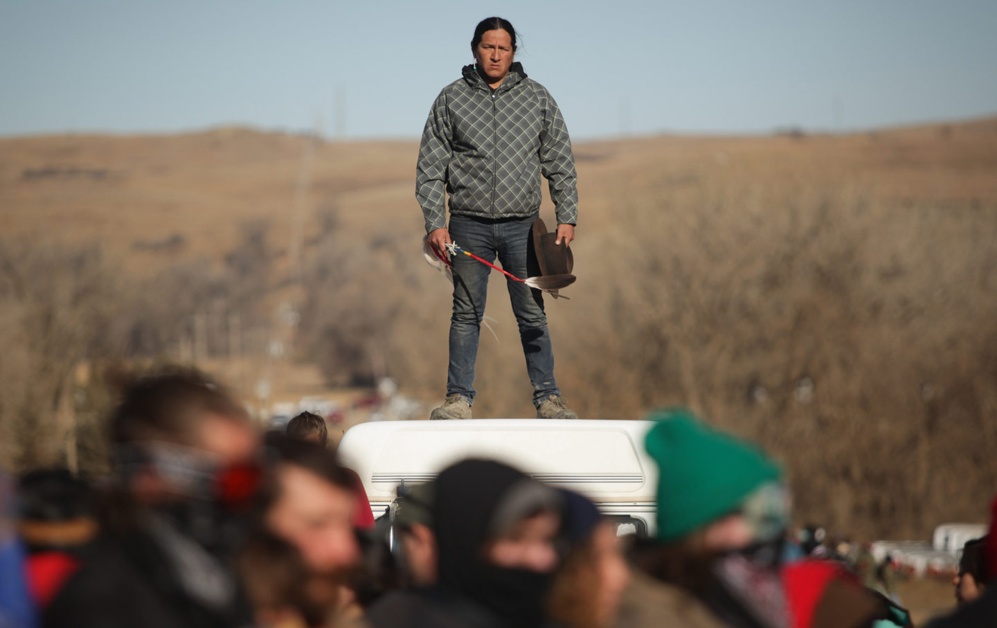 Standing Rock Water Defender
