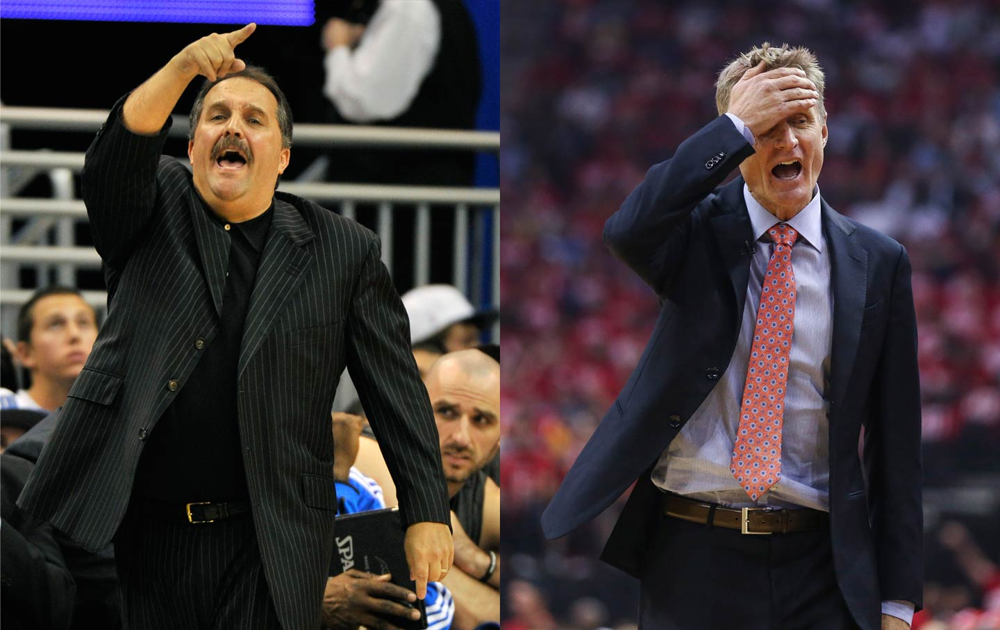 Stan Van Gundy and Steve Kerr