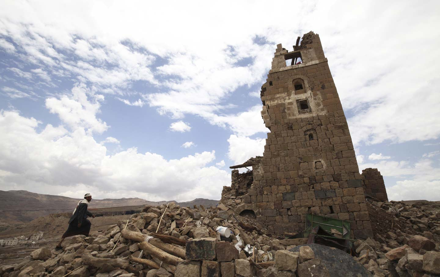 the united states may be guilty of war crimes in yemen the nation