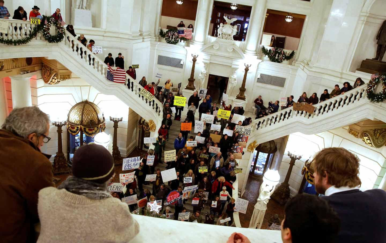 Pennsylvania Elector Protest