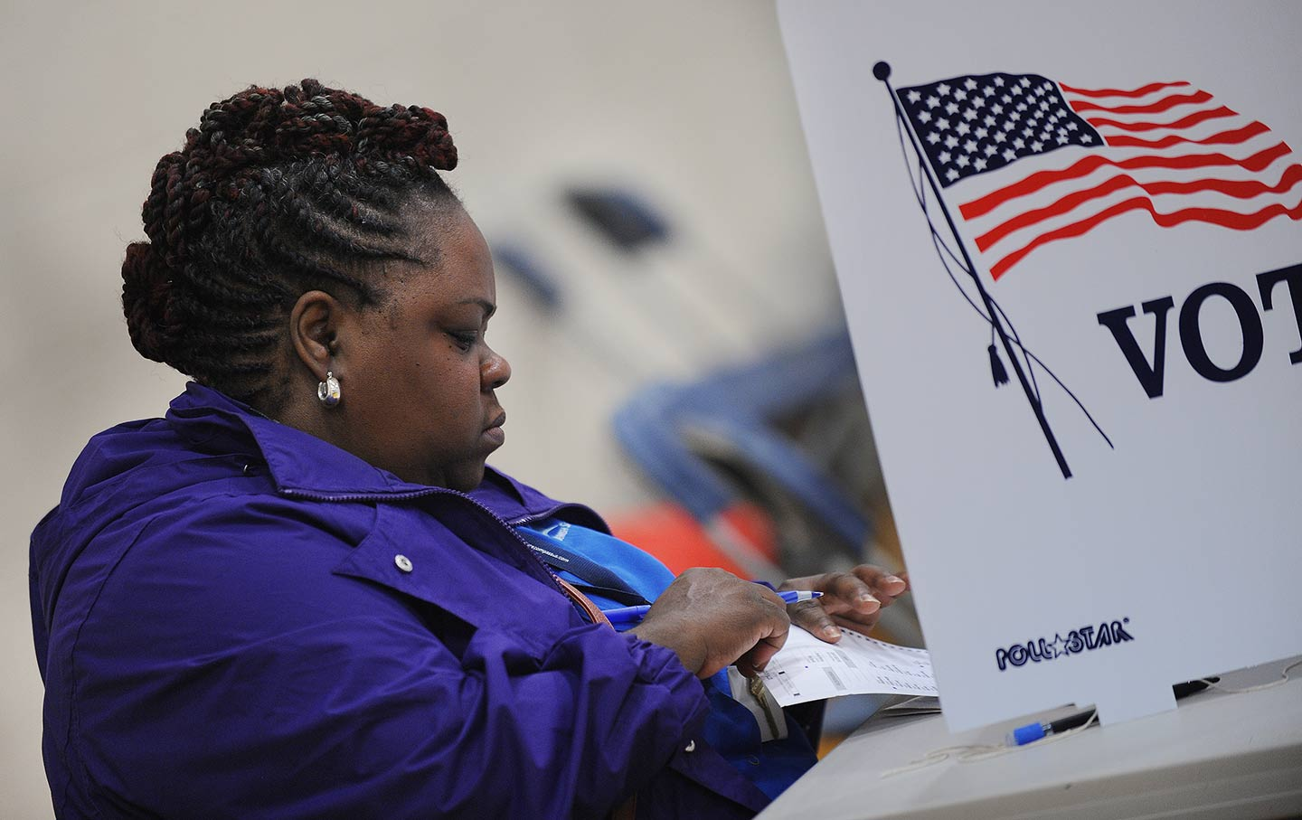 Michigan House Approves Strict New Voter ID Bill Over Dem Objections