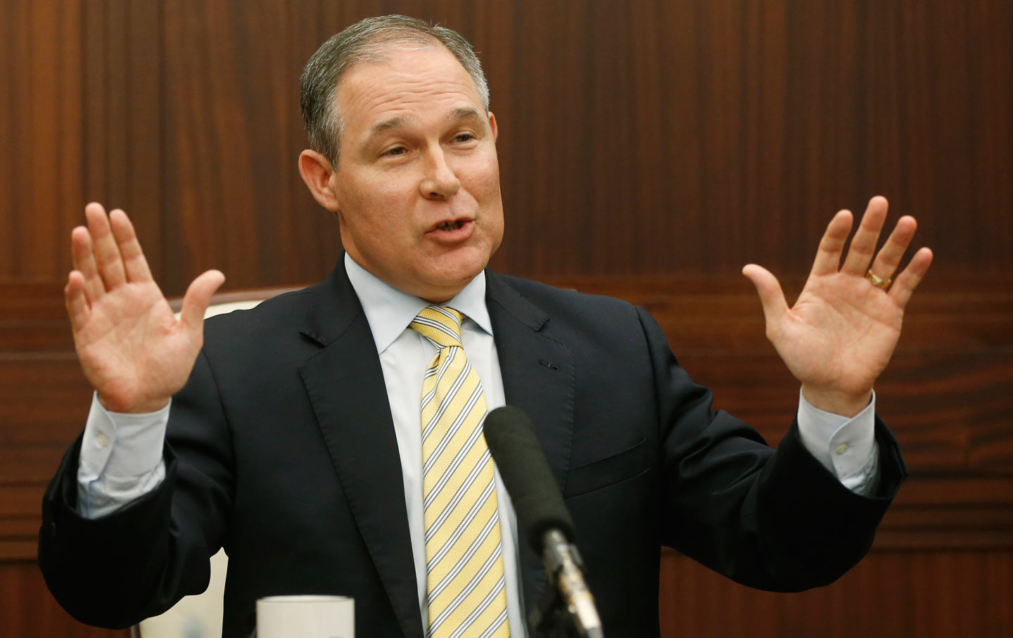 Image result for scott pruitt pictures