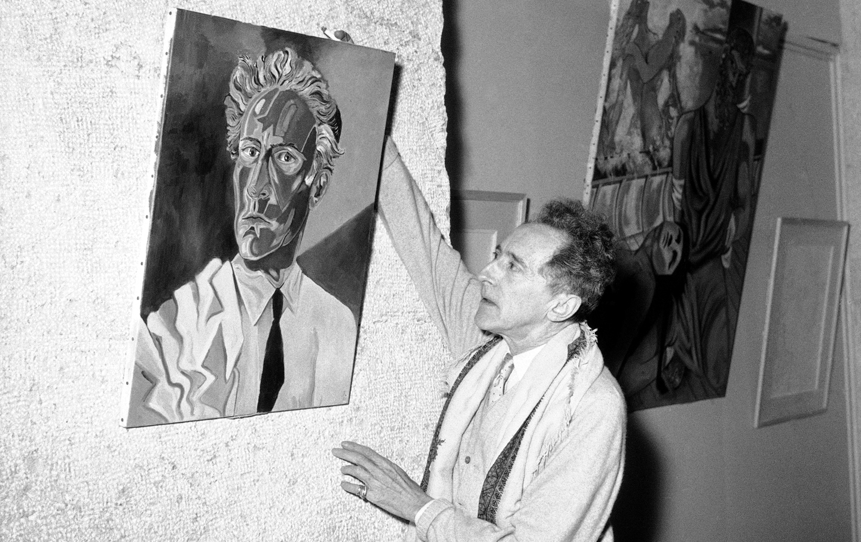 Jean Cocteau photo #5809, Jean Cocteau image