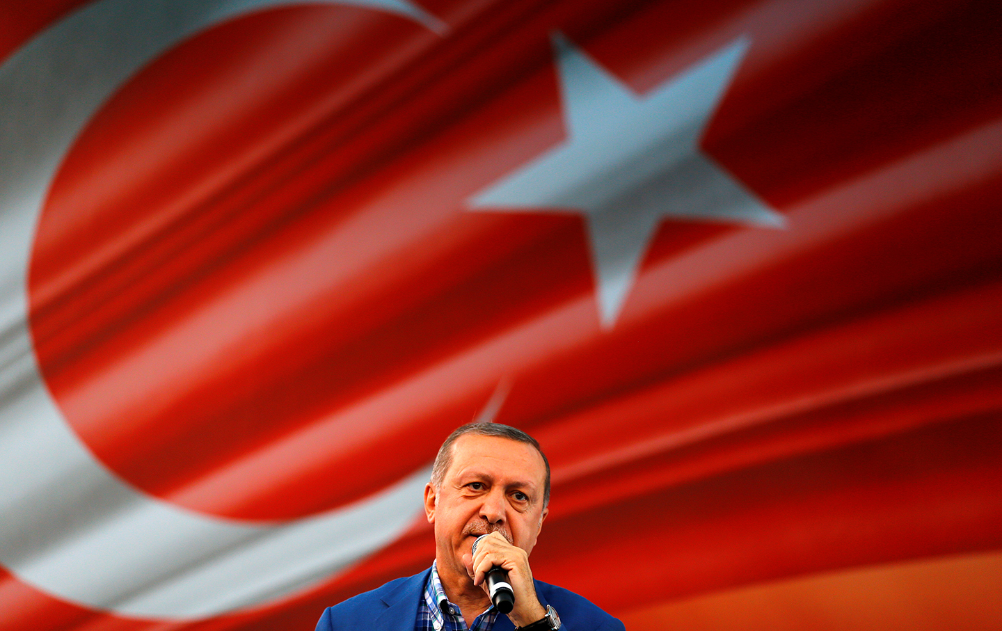 Turkey President Erdogan
